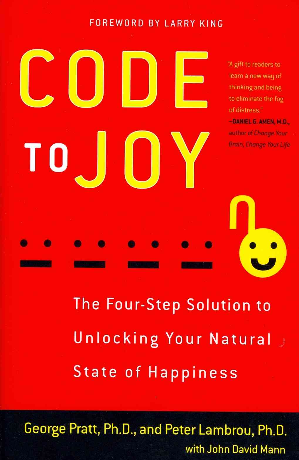 Code to Joy By Pratt, George/ Lambrou, Peter/ Mann, John David