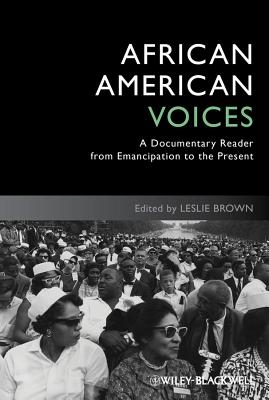 African American Voices By Brown, Leslie